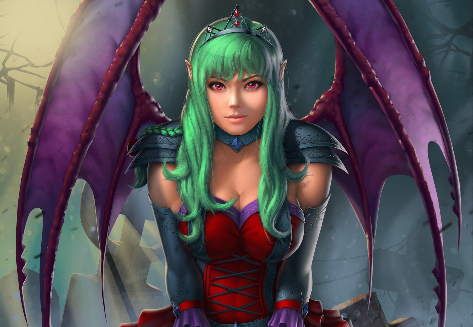 fantasy-demon-girl-po