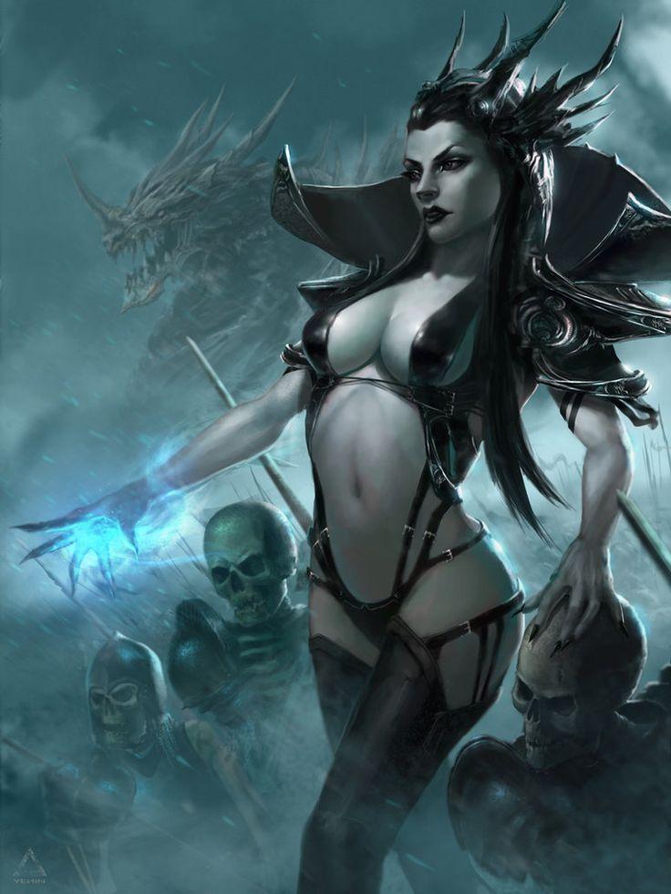 089d1fd5b23b75487a542eac8b250173--fantasy-women-dark-fantasy
